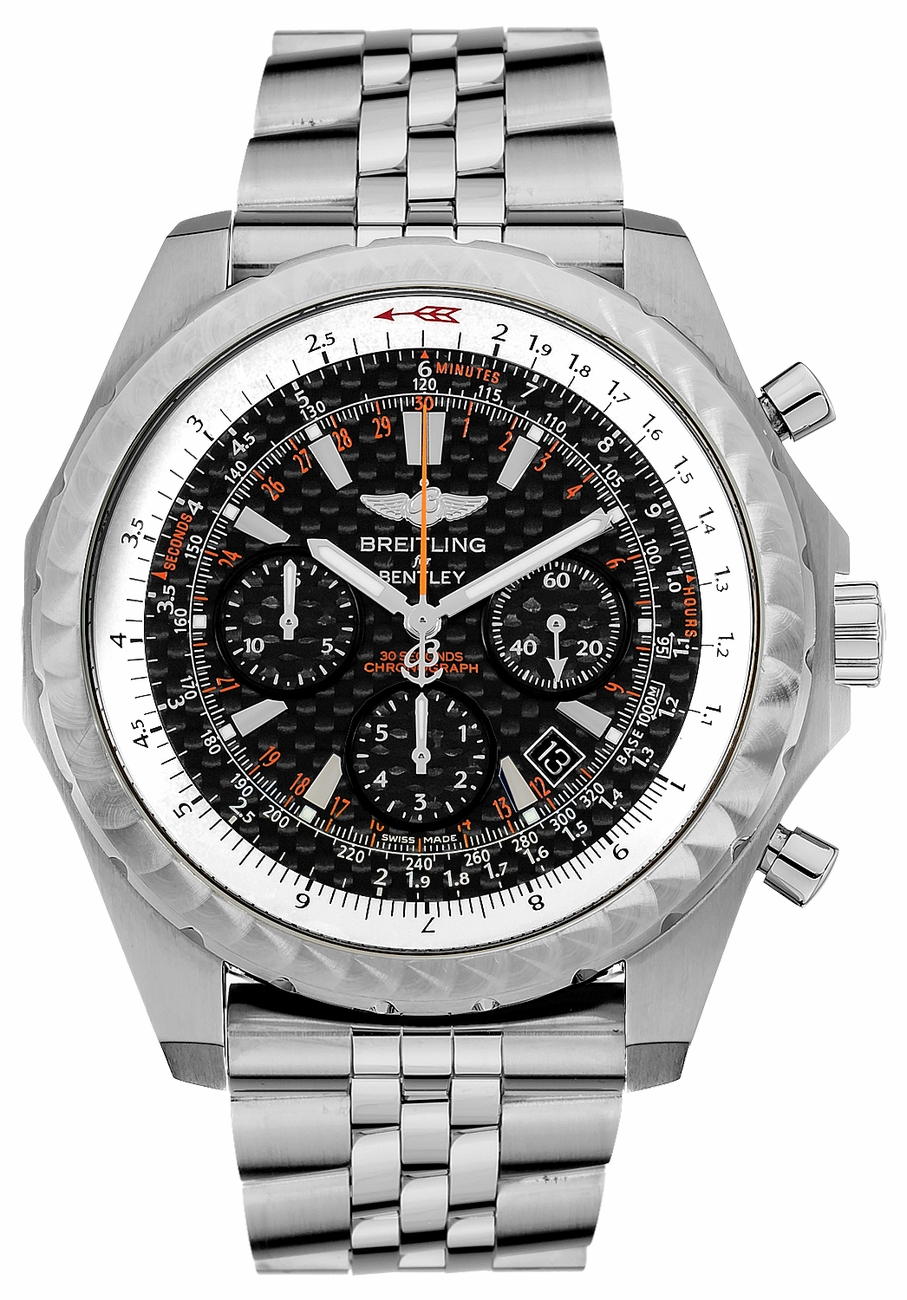 Breitling For Bentley >> Breitling Bentley Motors T Speed A253652d Bc59 990a