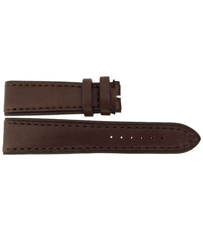 Breitling 21/18 Brown Leather Strap 483X