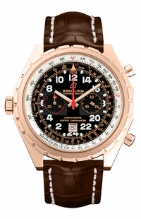 Breitling Chrono-Matic Black Dial Men's Watch H2236012/B818-739P
