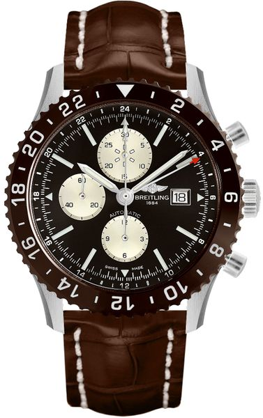 Breitling Chronoliner Chronograph Men's Watch Y2431033/Q621-756P