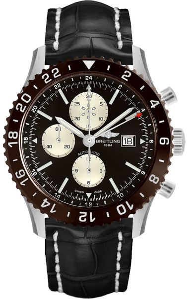 Breitling Chronoliner Chronograph Men's Watch  Y2431033/Q621-760P