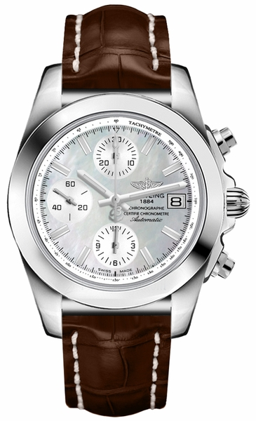 Breitling Chronomat 38 Women's Automatic Watch W1331012/A774-725P