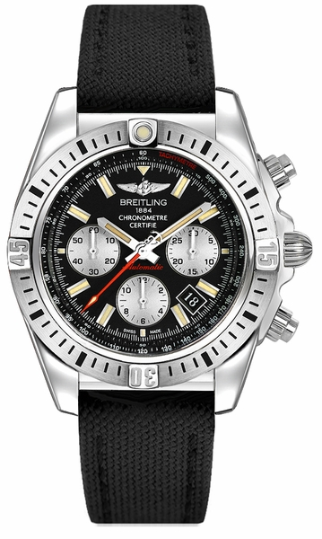 Breitling Chronomat 41 Airborne Chronograph Men's Watch AB01442J/BD26-102W
