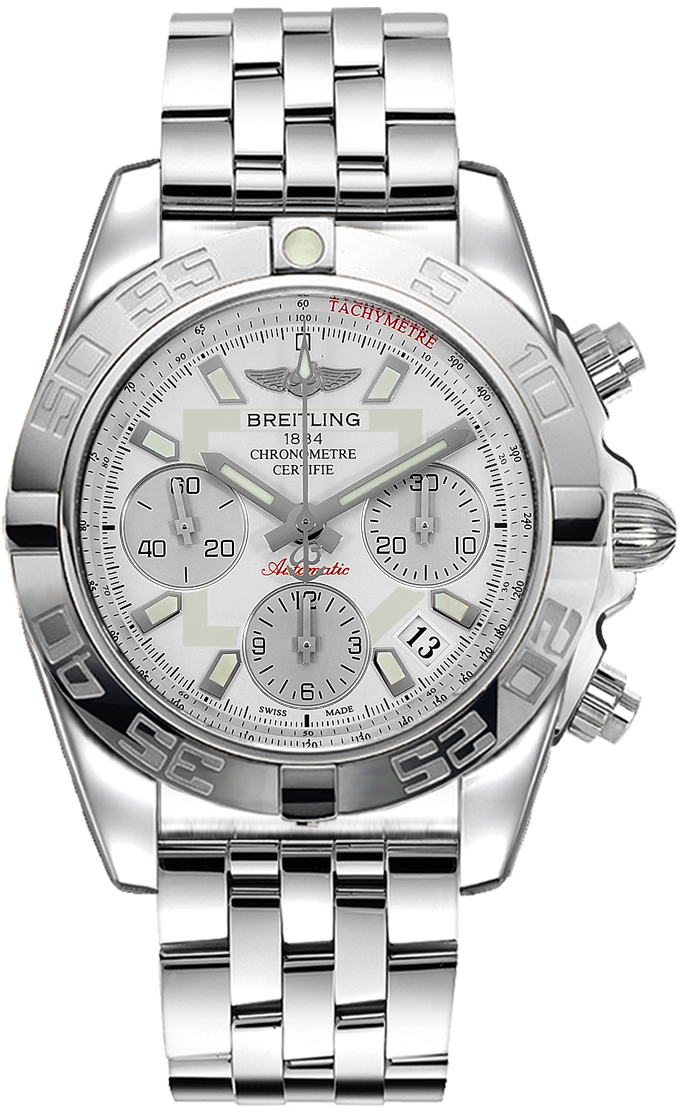 breitling year by serial number
