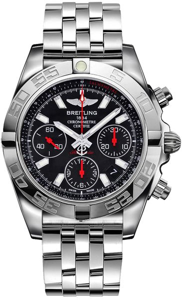 Breitling Chronomat 41 Automatic Chronograph Men's Watch Sale AB014112/BB47-378A