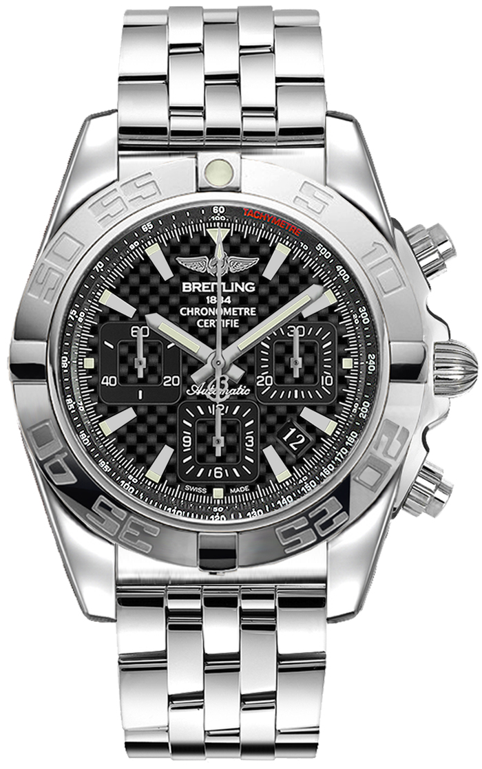 wholesale dealer 3e363 ef63d Breitling Chronomat 44 AB0110121B2A1