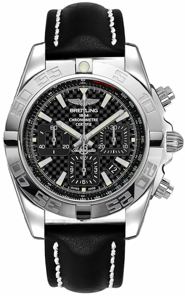 Breitling Chronomat 44 Chronograph Men's Watch AB011012/BF76-435X