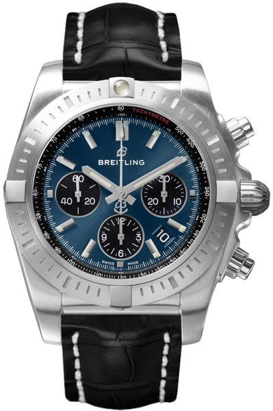 Breitling Chronomat B01 Automatic Chronograph Men's Watch 44 AB0115101C1P2