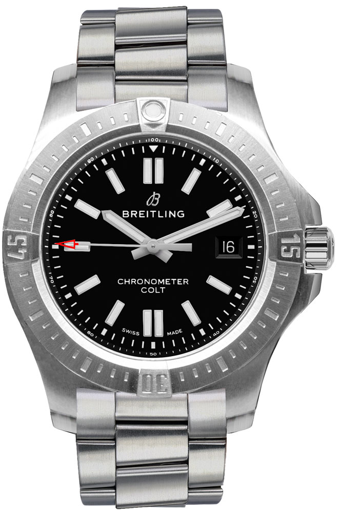 Breitling_Chronomat_Colt_Automatic_44_Swiss_Mens_Watch_A17388101B1A1