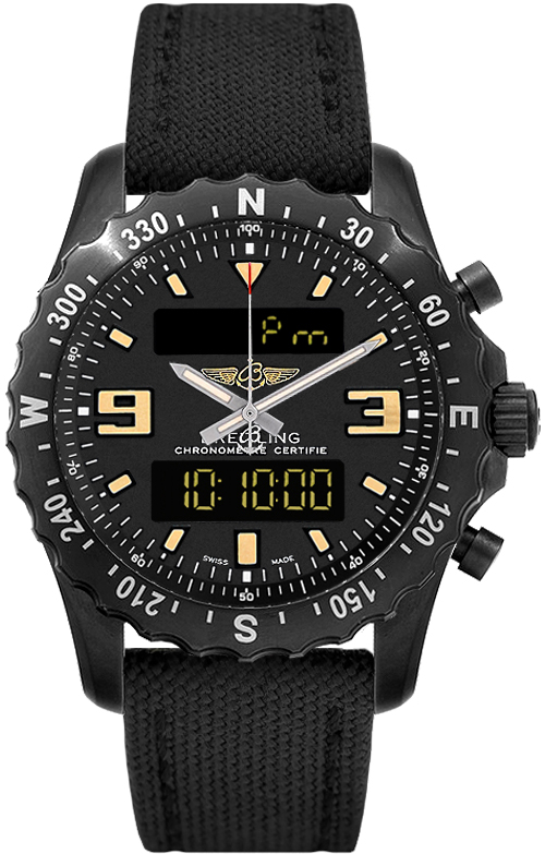Breitling Chronospace Military M7836622/BD39-104W