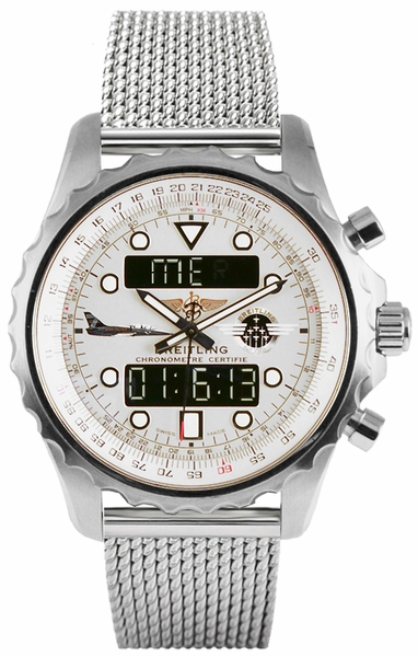 Breitling Chronospace Quartz Team Jet Limited Edition A78365Q9/G708-150A