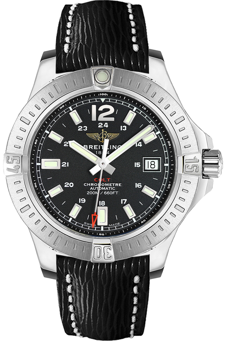 Breitling Watches For Sale >> A1731311 Be9 428x Breitling Colt 41 Mens Watch