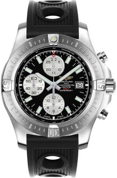 Breitling Colt Chronograph Automatic Men's Sport Watch A1338811/BD83-200S