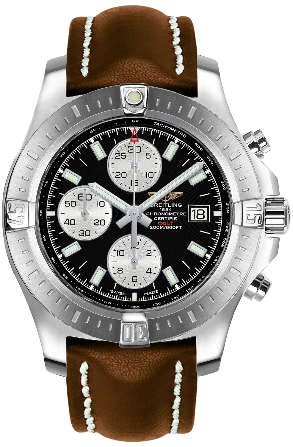 Breitling_Colt_Chronograph_Automatic_Black_Dial_Mens_Watch_A1338811BD83437X