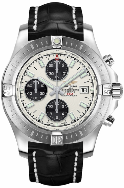 Breitling Colt Chronograph Automatic Authentic Men's Watch A1338811/G804-744P