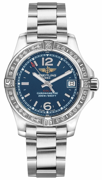 Breitling Colt Lady A7738853/C908-175A