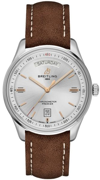 Breitling Automatic Day & Date 40 Men's Watch A45340211G1X1