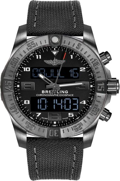 Breitling Exospace B55 Chronograph Men's Watch VB5510H11B1W1