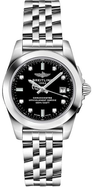 Breitling Galactic 29 Sleek Edition Women's Watch W72348121B1A1