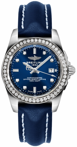 Breitling Galactic 32 Sleek Edition A7133053/C966-118X