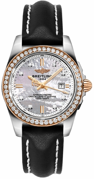 Breitling Galactic 32 Sleek Edition C7133053/A803-408X