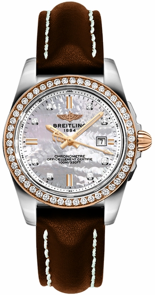Breitling Galactic 32 Sleek Edition C7133053/A803-411X