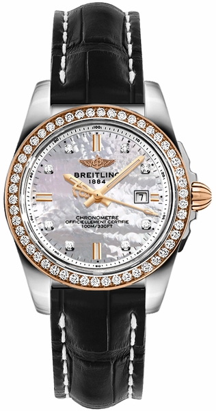 Breitling Galactic 32 Sleek Edition C7133053/A803-780P