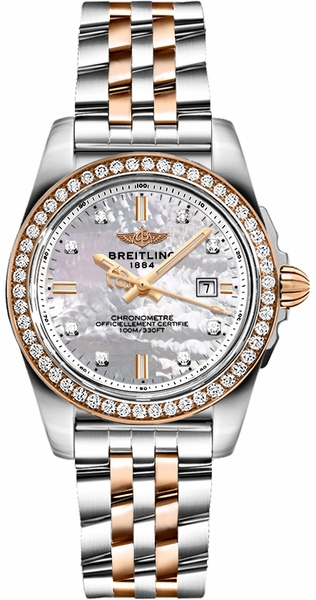 Breitling Galactic 32 Sleek Edition C7133053/A803-792C