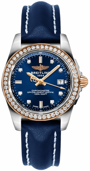 Breitling Galactic 32 Sleek Edition C7133053/C967-118X