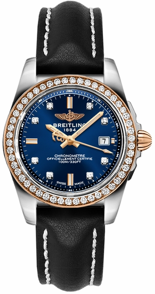 Breitling Galactic 32 Sleek Edition C7133053/C967-408X