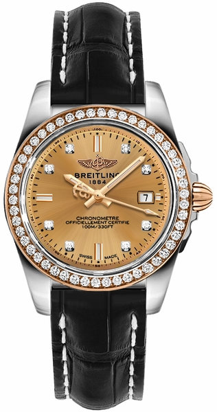 Breitling Galactic 32 Sleek Edition C7133053/H550-780P