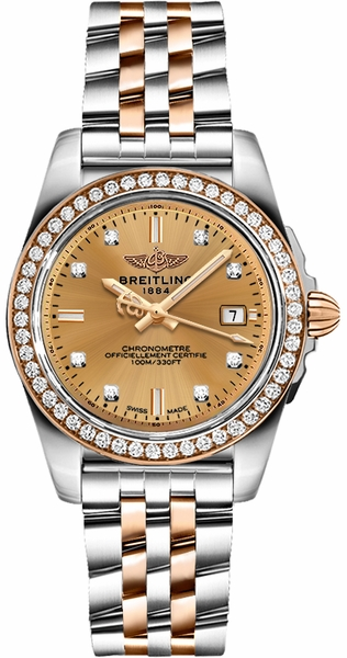 Breitling Galactic 32 Sleek Edition C7133053/H550-792C