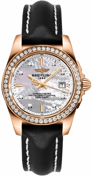 Breitling Galactic 32 Sleek Edition H7133053/A803-408X