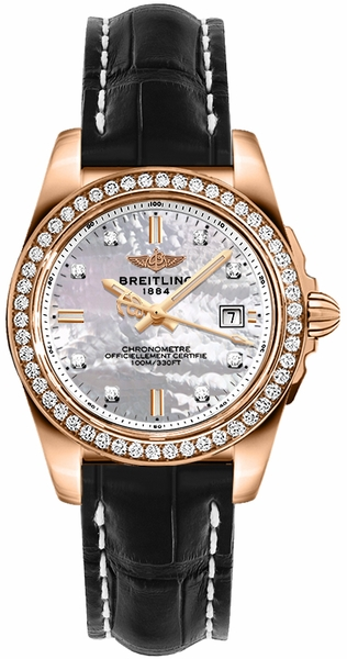 Breitling Galactic 32 Sleek Edition H7133053/A803-780P