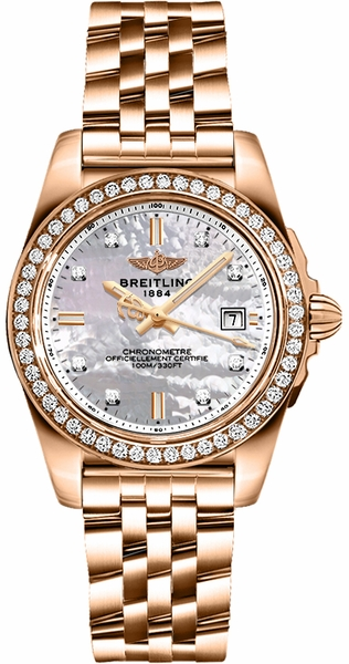 Breitling Galactic 32 Sleek Edition H7133053/A803-792H