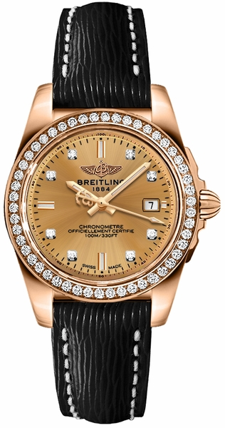 Breitling Galactic 32 Sleek Edition H7133053/H550-208X