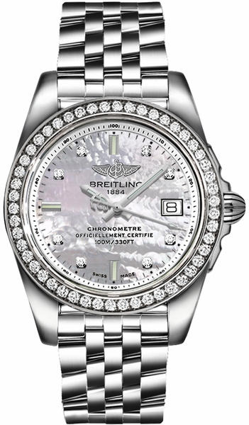 Breitling Galactic 36 A7433053/A780-376A