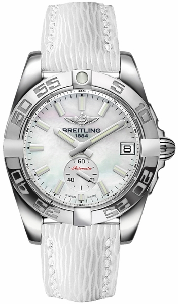Breitling Galactic 36 Automatic Women's Watch A3733012/A788-236X