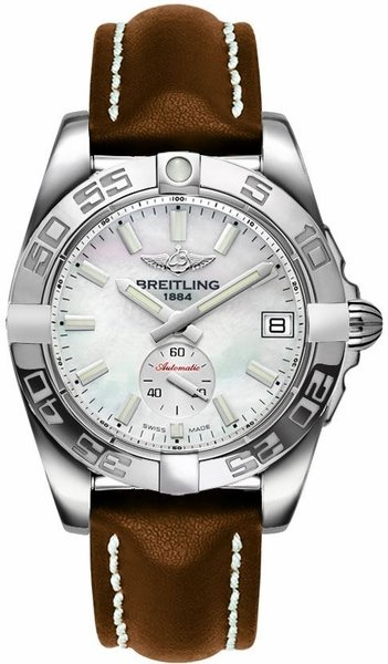 Breitling Galactic 36 Automatic Women's Watch A3733012/A788-416X
