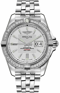 Breitling Galactic 41 Automatic Men's Watch A49350LA/G699-366A