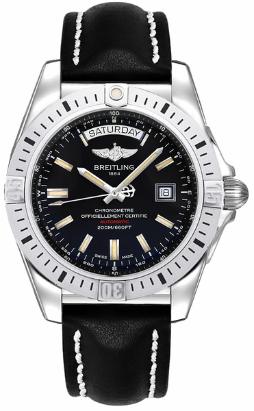 Breitling Galactic 44 Men's Luxury Watch A45320B9/BD42-435X