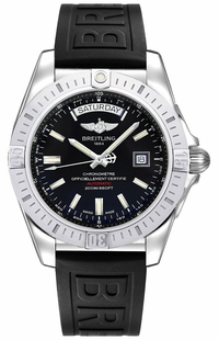 Breitling Galactic 44mm Day Date Men's Watch A453201A/BG10-153S