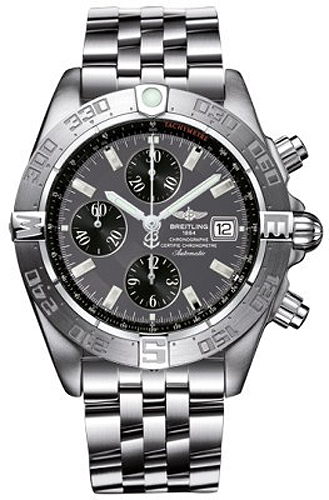 Breitling Galactic Chronograph II Men's Watch A1336410/F517-379A