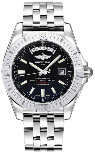 Breitling Galactic 44 Day Date Limited Men's Watch A453201A/BG10-375A