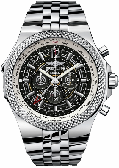 Breitling Bentley GMT A4736212/BC76-998A