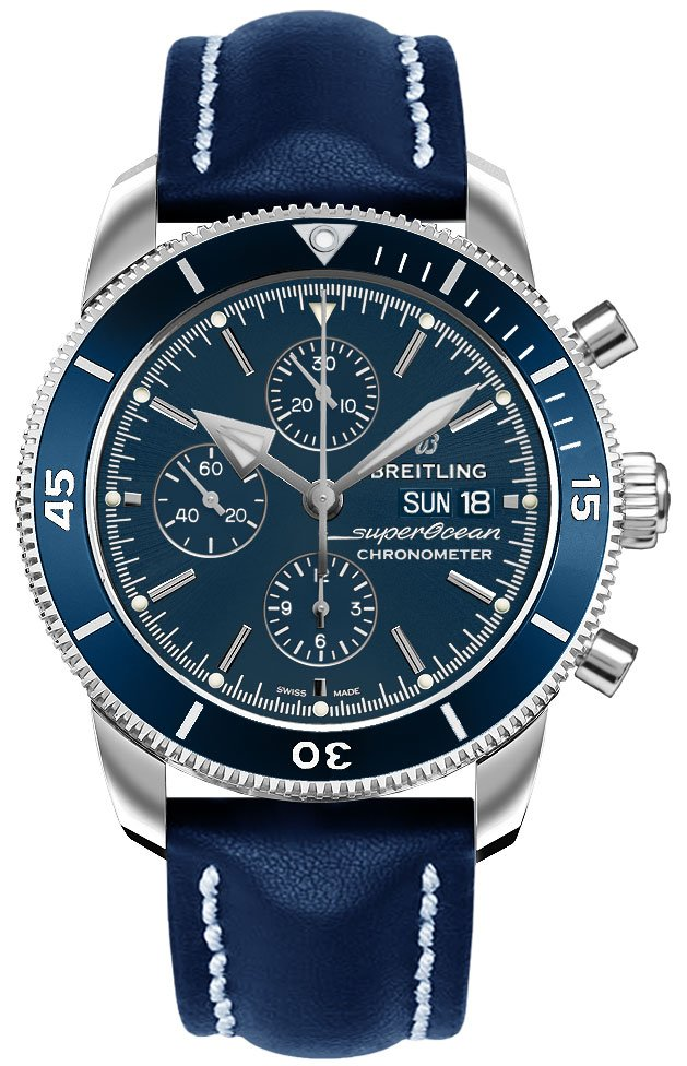 Breitling Superocean Heritage II Chronograph 44 Watch A1331316/C994-105X