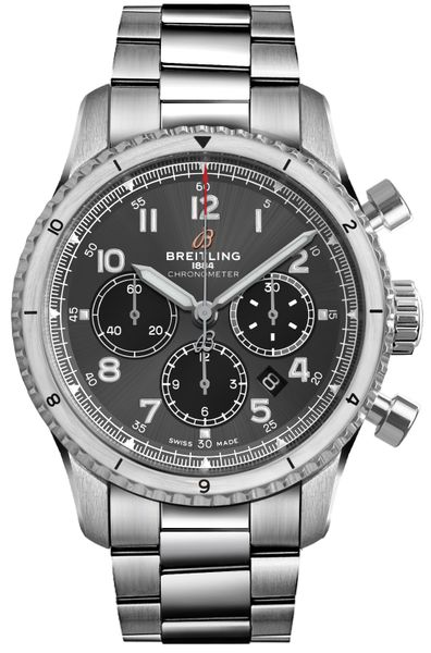 Breitling Navitimer 8 B01 Chronograph 43 Men's Watch AB0119131B1A1