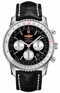 Breitling Navitimer 01 43 Chronograph Men's Watch AB012012/BB01-743P