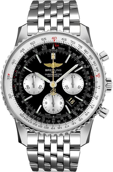 Breitling Navitimer 01 46 Limited Edition Men's Watch AB01291A/BD09-453A