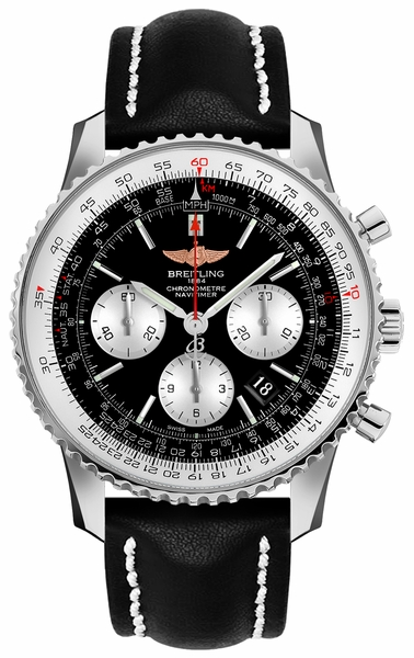 Breitling Navitimer 01 43 Chronograph Men's Watch AB012012/BB01-435X
